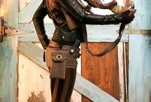 Steampunk oblečení