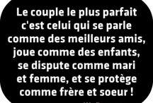 Citations couple ❤️