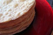 torta de hoja casera
