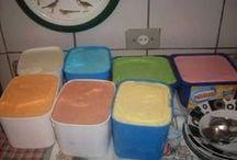 sorvete caseiro
