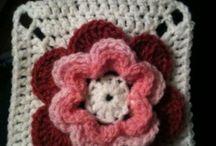 Crochet / Crochet granny square and more