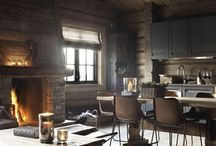 < Home décor, style & designs > / Rustic, industrial styled home I've fetched it all for me.  #enjoy