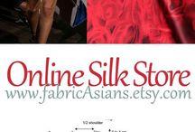 Silk stores