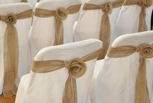 Burlap & Hessian wedding ideas
