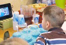 Birthday Party - Lego Dino