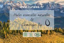 LUNESS / Beauté, cosmétique au naturel