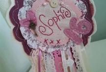Birthday Rossette Badges