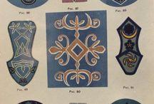 kafkas motifleri / kafkas motifleri