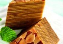 Resep cake / Aneka resep cake, sponge cake, cup cake, rainbow cake
