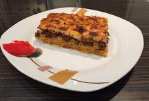 Cooking with Valenti Pastitsio