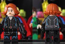 The Lego Den