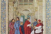Melozzo da Forlì  (Forlì 1438-1494)