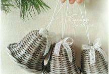 Papírfonás-ünnepek: karácsony, húsvét, baba születés...
