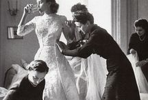 Vintage gowns - Abiti da sposa vintage / a journey along the history of wedding gown