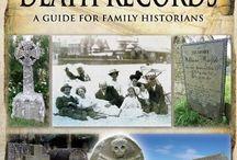 Genealogy Books / Books about genealogy