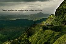 Travel Quotes / by Sahil Mulaokar