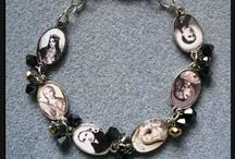 JEWELRY: charm-pendant ideas / by Valerie Fletcher
