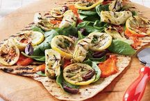 Veggie ideas / Trying to find things to brighten up a no cheese allowed vegetarian's diet / by Kit Taylor