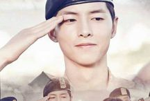 #Kdrama Descendants of the  sun