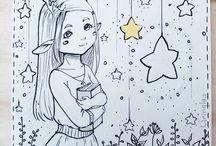 звездочка
