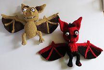 Halloween crochet / Free crochet patterns halloween