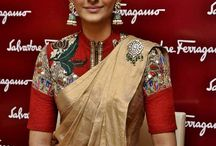 sari blouses/designs