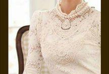 Viktorianska blusar