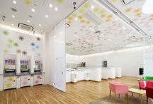 Workspace branding for banks / Ideas for banks to innovate their interiors