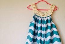 Crochet + Fabric