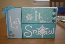Winter/Christmas / by Danielle Bisinger