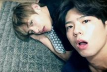 taehyung & bogum