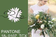 wedding trends 2017 / Wedding trends, wedding color ideas for 2017 trends, wedding trends 2017, green wedding,  weddind style 2017, wedding style, green wedding trends