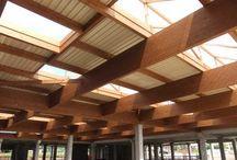 Centro Commerciale a Trescore (BG) / Centro commerciale con struttura in legno https://www.marlegno.it