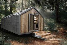 Cabins / Tiny Houses etc / by Iina Pirhonen-Potter