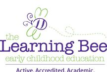 The Learning Bee   Frederick, MD / A first run of a video compilation of Before & Afters of a Learning Center for children 5 and under. See colorful murals and other great ideas working within a tight budget.