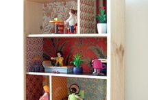 Casas de muñecas / Para hacer y disfrutar