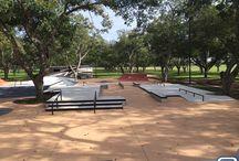 skateparks for inspiration
