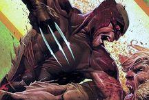 Sabretooth + Wolverine = James Hudson