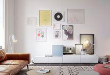 Treku / Hippe, unieke design kasten, eetkamertafels, salontafels van Spaanse bodem! Te koop bij Combo Design.