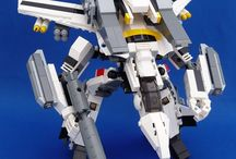 Lego stuff / Cool Lego creations I found online