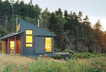 Sustainable Living / These homes have the green way of living in mind.