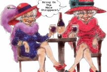 Red Hat Society / by Cilty Taminiau
