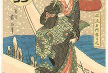 Japanese Prints   Ukiyo-e / by The Turner