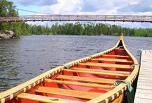 Wilderness Canoe Base