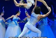 For all of us dance geeks