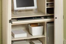 Home - Desk-closet