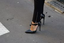 Shoe-a-ttude! / by Robyn DeYoung