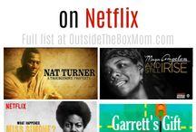 Black Movies on Netflix | African American Movies on Netflix / Black Movies on Netflix, African American Movies on Netflix, Slavery Movies on Netflix, Civil Rights Movies on Netflix, Movies on Netflix About the African American Experience, Black Documentaries & Movies on Netflix, Black Power Movies on Netflix, Black History Movies on Netflix, Kids Black History Movies on Netflix