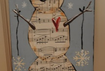 Winter Music Fun / Winter is upon is! You will find bright and cheerful songs and activities all about winter here to warm you and the kids up.