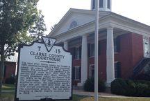 Virginia Courthouses / Courthouses visited by the attorney of Livesay & Myers, P.C.